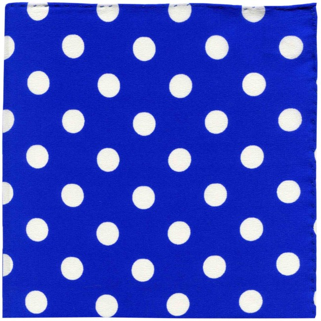 Royal blue polka dot galleryhip com the hippest galleries