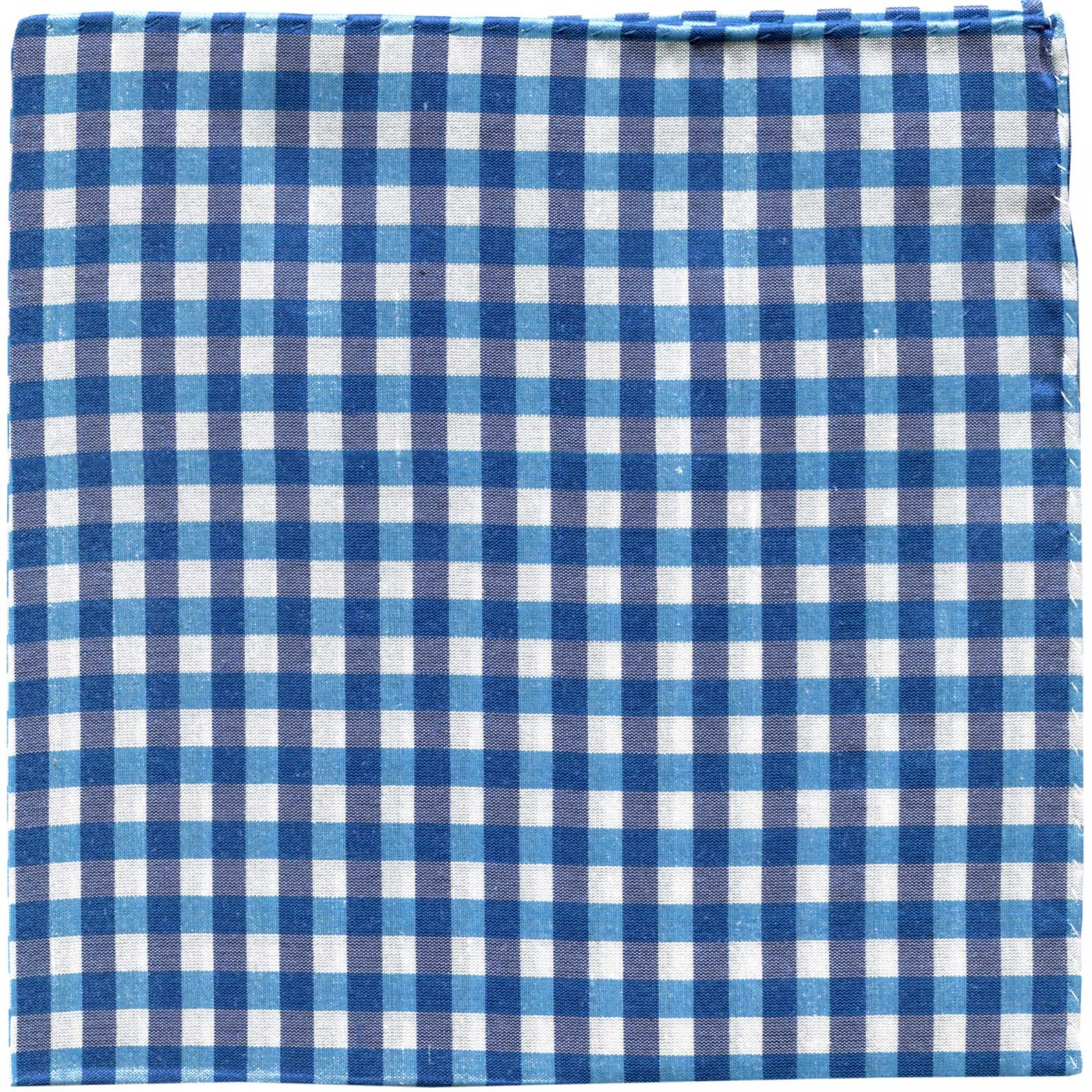 Blue Gingham Picnic / Party Plastic Tablecloth Roll, Disposable Picnic colored Table cloth On a Roll With Self Cutter Box,Cut Tablecloth To Your Own Table Size,Indoor/Outdoor, By Clearly Elegant.